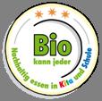 """""""Bio kann jeder – nachhaltig essen in Kita und Schule"""""""