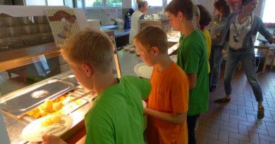 Stadt Münster: Gutes Essen macht Schule