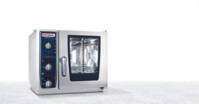 Rational CombiMaster Plus XS auch für die Schulküche