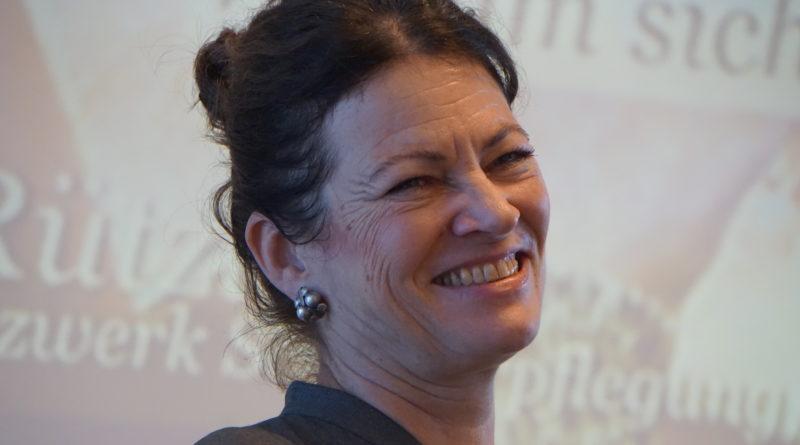 DNSV-Botschafterin Hanni Rützler: Gemüse ist das neue Fleisch