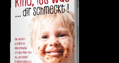 Ist gesunde Kinderernährung ein Märchen?