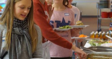 Förderung der Mittagsverpflegung an Thüringer Schulen