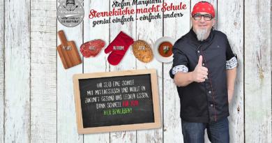 Stefan Marquard auch 2019 an deutschen Schulen unterwegs.