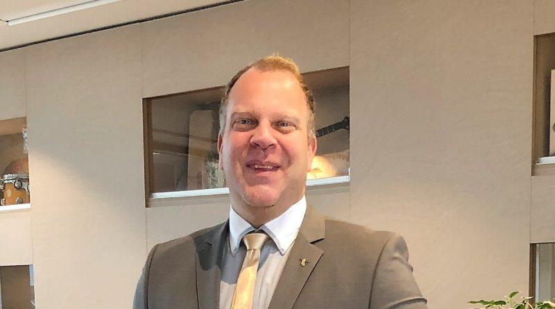 Marc Cantauw neuer DNSV Botschafter