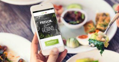 Catering-App von Dussmann Service