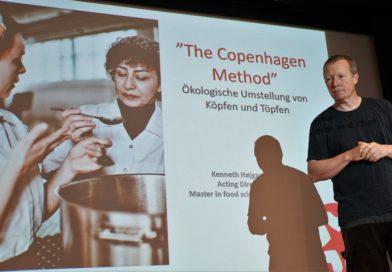 Dänemarks ökologische Umstellung der Köpf und Töpfe auch in der Schulverpflegung