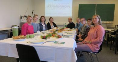 """Weiterbildung """"Nachhaltige Ernährung in KITA, Schule und Einrichtungen der Sozialen Arbeit"""""""