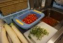 Nutzung von Haushaltsgeräten in der Schulküche