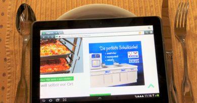 Die intelligente Kita- & Schulküche