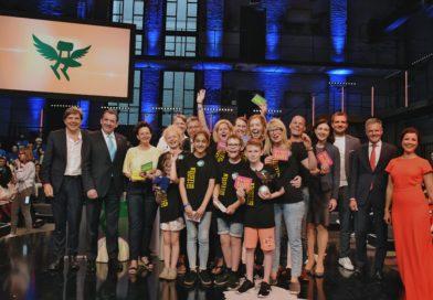 Deutsche Schulpreis 2019 für die Gebrüder-Grimm-Schule in Hamm (NRW)