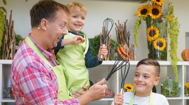 BIOLOGISCH by Optimahl: leckere Kinderessen für zu Hause