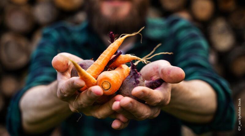 """1% fürs Klima mit """"Zero Foodprint"""""""
